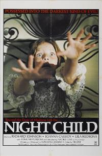 The Night Child - 11 x 17 Movie Poster - Style A