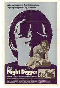 The Night Digger - 11 x 17 Movie Poster - Style A