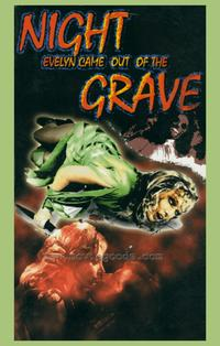 The Night Evelyn Came Out of the Grave - 11 x 17 Movie Poster - Style A