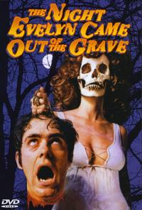 The Night Evelyn Came Out of the Grave - 27 x 40 Movie Poster - Style B