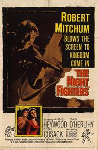 Night Fighters - 11 x 17 Movie Poster - Style A