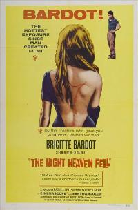 The Night Heaven Fell - 27 x 40 Movie Poster - Style A
