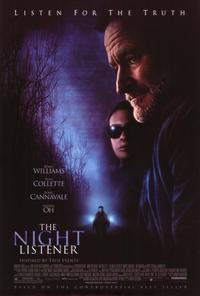 The Night Listener - 27 x 40 Movie Poster - Style A