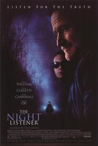 The Night Listener - 43 x 62 Movie Poster - Bus Shelter Style A