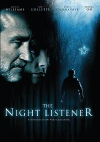 The Night Listener - 11 x 17 Movie Poster - UK Style A