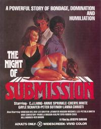 The Night of Submission - 11 x 17 Movie Poster - Style A