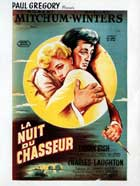 The Night of the Hunter - 11 x 17 Movie Poster - French Style C