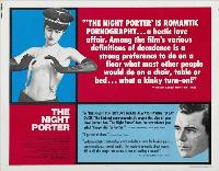 The Night Porter - 30 x 40 Movie Poster UK - Style A