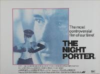 The Night Porter - 30 x 40 Movie Poster UK - Style B