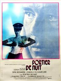 The Night Porter - 11 x 17 Movie Poster - French Style A