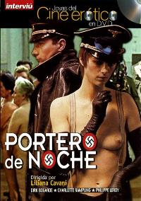 The Night Porter - 11 x 17 Movie Poster - Spanish Style A