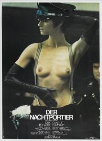 The Night Porter - 11 x 17 Movie Poster - German Style A