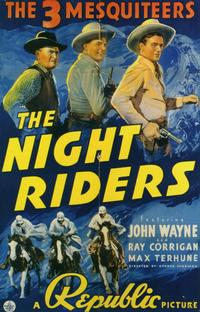 The Night Riders - 11 x 17 Movie Poster - Style A