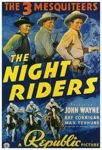 The Night Riders - 27 x 40 Movie Poster - Style A