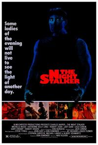 The Night Stalker - 11 x 17 Movie Poster - Style A