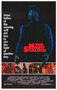 The Night Stalker - 27 x 40 Movie Poster - Style A