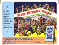The Night They Raided Minsky's - 11 x 14 Movie Poster - Style A