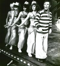 The Night They Raided Minsky's - 8 x 10 B&W Photo #7