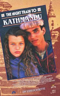 The Night Train to Kathmandu - 11 x 17 Movie Poster - Style A