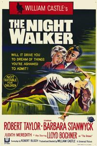 The Night Walker - 11 x 17 Movie Poster - Style A