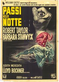The Night Walker - 11 x 17 Movie Poster - Italian Style A