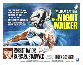 The Night Walker - 30 x 40 Movie Poster UK - Style A