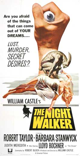 The Night Walker - 20 x 40 Movie Poster - Style A