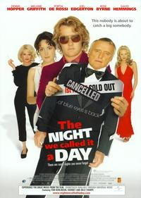 The Night We Called It a Day - 11 x 17 Movie Poster - Style A