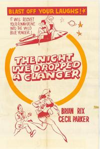 The Night We Dropped a Clanger - 11 x 17 Movie Poster - Style A
