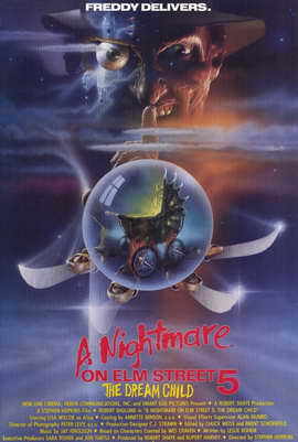 A Nightmare on Elm Street 5: The Dream Child - 11 x 17 Movie Poster - Style A
