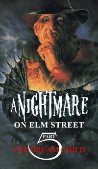 A Nightmare on Elm Street 5: The Dream Child - 20 x 40 Movie Poster - Style A