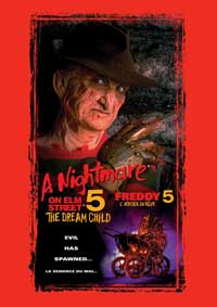 A Nightmare on Elm Street 5: The Dream Child - 27 x 40 Movie Poster - Canadian Style A