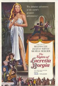 The Nights of Lucretia Borgia - 11 x 17 Movie Poster - Style A