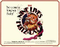 The Nine Lives Of Fritz the Cat - 11 x 14 Movie Poster - Style A