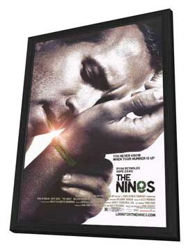 The Nines - 27 x 40 Movie Poster - Style A - in Deluxe Wood Frame