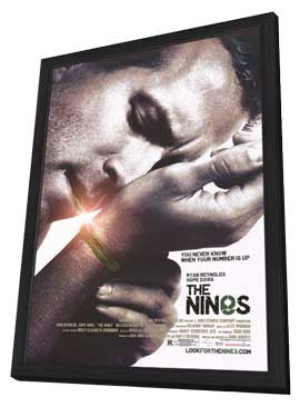 The Nines - 11 x 17 Movie Poster - Style A - in Deluxe Wood Frame