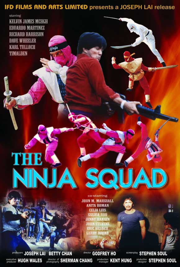 The Ninja Squad movie
