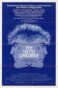 The Ninth Configuration - 27 x 40 Movie Poster - Style A