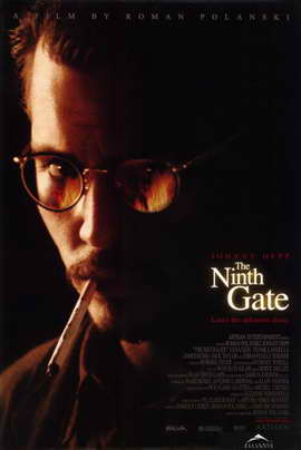 The Ninth Gate - 11 x 17 Movie Poster - Style B