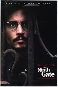 The Ninth Gate - 43 x 62 Movie Poster - Bus Shelter Style A