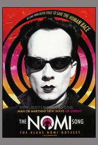 The Nomi Song - 43 x 62 Movie Poster - Bus Shelter Style A