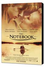 Notebook, The - 11 x 17 Movie Poster - Style B - Museum Wrapped Canvas