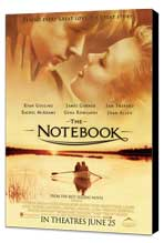 Notebook, The - 27 x 40 Movie Poster - Style L - Museum Wrapped Canvas