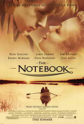 Notebook, The - 11 x 17 Movie Poster - Style B