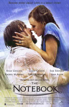 Notebook, The - 11 x 17 Movie Poster - Style D
