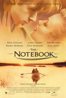 Notebook, The - 27 x 40 Movie Poster - Style B