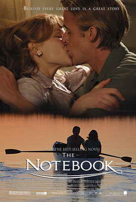 Notebook, The - 11 x 17 Movie Poster - Style H