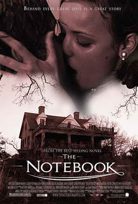 Notebook, The - 11 x 17 Movie Poster - Style J