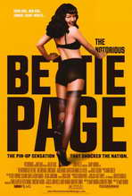 The Notorious Bettie Page - 27 x 40 Movie Poster - Style B