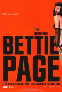 The Notorious Bettie Page - 11 x 17 Movie Poster - Style A